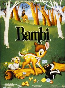 Bambi affiche