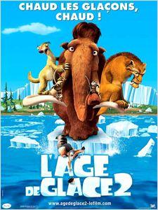L'Âge de glace 2 affiche