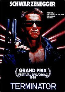 Terminator 1 affiche
