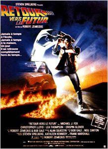 Retour vers le futur [1985] affiche