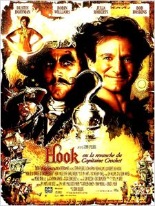Hook ou la revanche du Capitaine Crochet affiche