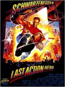 Last Action Hero affiche