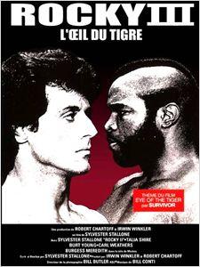 Rocky III affiche
