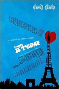 Paris, je t'aime affiche