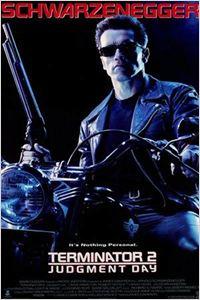 Terminator 2 : le Jugement Dernier affiche