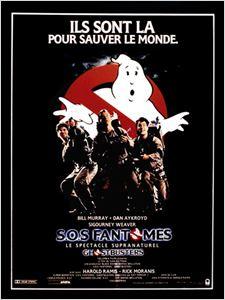 S.O.S. Fantômes affiche