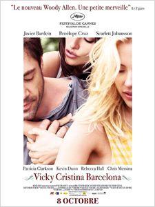 Vicky Christina Barcelona affiche