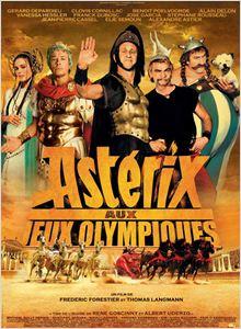 Astérix aux Jeux Olympiques affiche