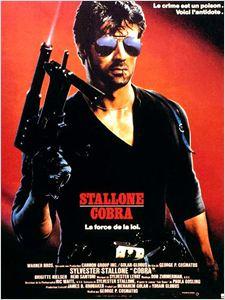Cobra 1986 affiche