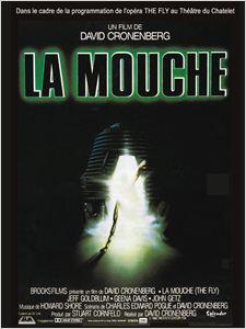 La Mouche 1987 affiche