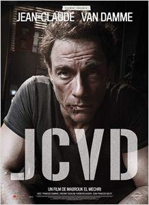 JCVD affiche