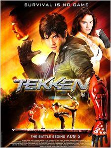 Tekken affiche