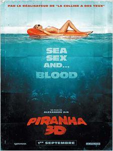 Piranha 3D affiche