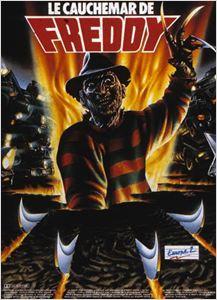 Freddy - Chapitre 4 : le cauchemar de Freddy affiche