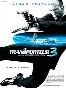 Le Transporteur 3 affiche