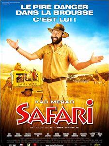 Safari affiche