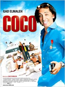 Coco - Gad Elmaleh affiche