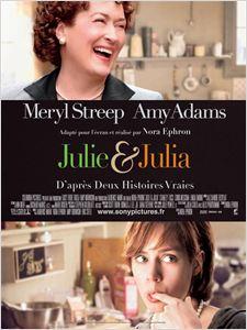 Julie et Julia affiche