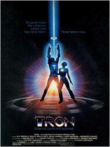 Tron  1982 affiche