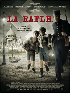 La Rafle affiche