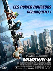Mission-G affiche