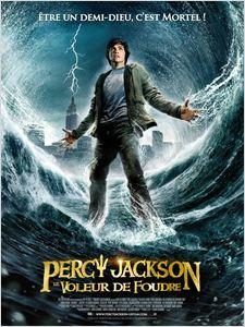 Percy Jackson le voleur de foudre affiche