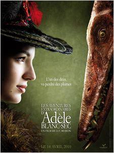 Adèle Blanc-Sec affiche
