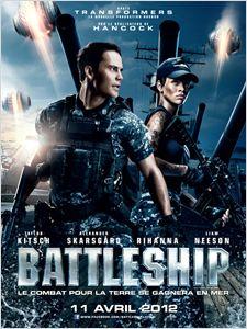 Battleship affiche