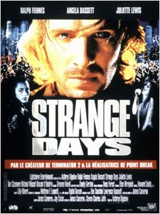 Strange Days affiche