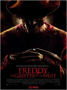 Freddy - Les Griffes de la nuit affiche