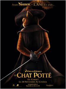 Le Chat Potté affiche