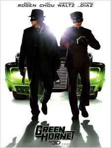 The Green Hornet affiche
