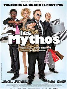 Les Mythos affiche