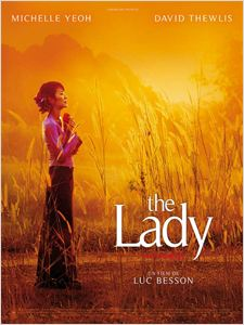 The Lady affiche