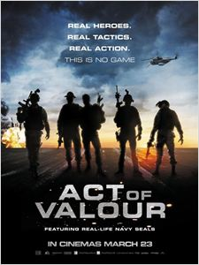 Act of Valor affiche