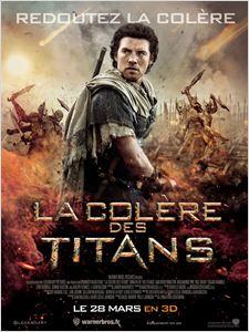 Le Choc des Titans 2 : La Colère des Titans affiche