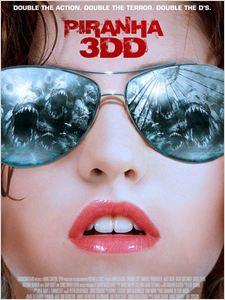 Piranha 3DD affiche