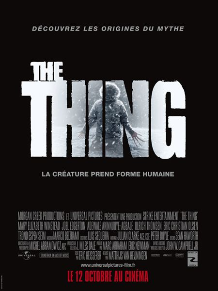 the thing EN STREAMING DVDRIP FRENCH 2011
