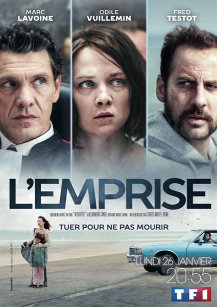 L'Emprise [BDRiP] [FRENCH]