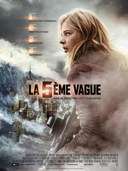 La 5ème vague dvdrip