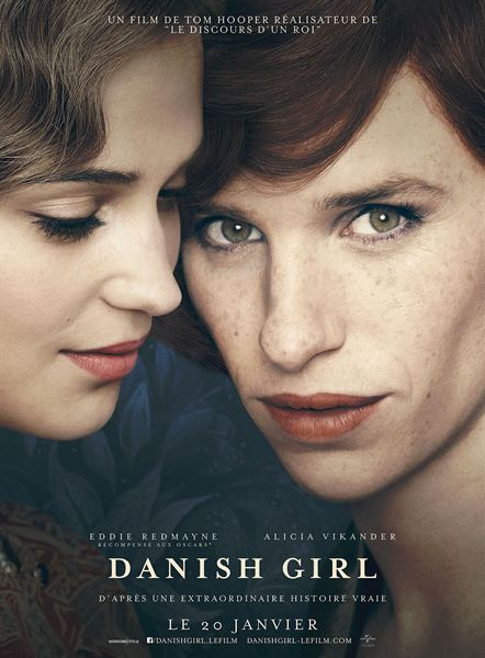 The Danish Girl dvdrip