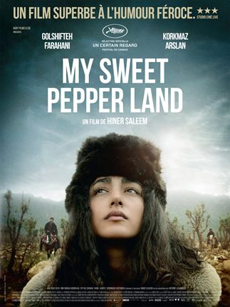 My Sweet Pepper Land : Affiche