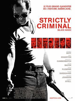 Strictly Criminal : Affiche