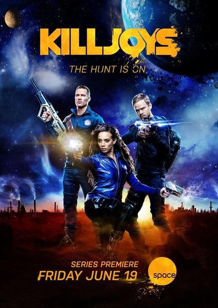 Killjoys (2015) saison 1 en vostfr