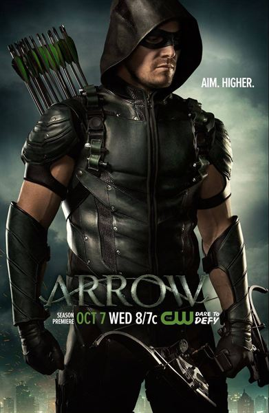 Arrow saison 4 en vostfr
