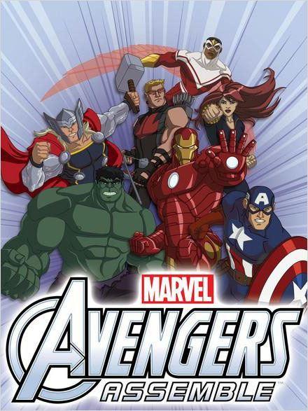 Avengers Assemble Stream