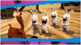 Les lapins crétins : invasion - Exfiltration crétine