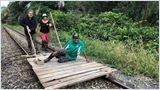 Des trains pas comme les autres - Costa Rica