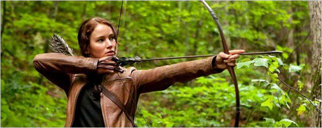 "1ères séances : ""Hunger Games"" en pole !"