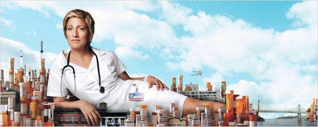 """Prochainement sur vos écrans : """"Nurse Jackie"""" Saison 3..."""